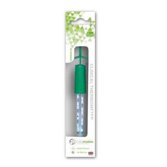 ЕВРОФАРМА Термометър без живак Максимален CR W00   EUROPHARMA Thermometer without mercury Maximum CR W00