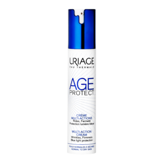 ЮРИАЖ ЕЙДЖ ПРОТЕКТ Мултифункционален крем против стареене 40мл | URIAGE AGE PROTECT Multi-action cream 40ml