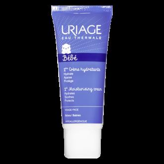 ЮРИАЖ БЕБЕ Хидратиращ крем за бебета за лице 40мл | URIAGE BABY 1st moisturizing cream 40ml