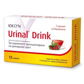 УРИНАЛ Дринк 12 сашета ВАЛМАРК   URINAL Drink 12s WALMARK