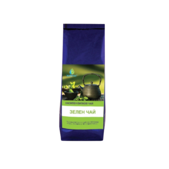 Зелен чай, насипен 50гр ЛУКС БИОХЕРБА | Green tea, loose 50g LUXE BIOHERBA