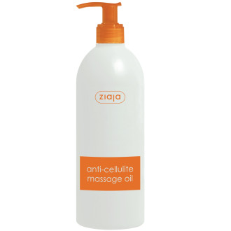 ЖАЯ Антицелулитно масажно олио 500мл | ZIAJA Warming massage oil 500ml