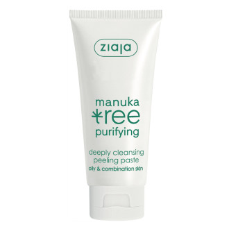 ЖАЯ Пилинг с екстракт от манука 75мл | ZIAJA Manuka tree peeling paste 75 ml