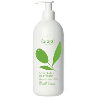 ЖАЯ Лосион за тяло с маслина 400мл | ZIAJA Natural olive body lotion 400ml