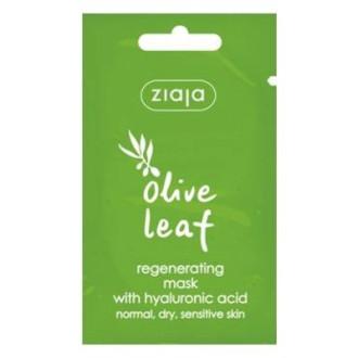 ЖАЯ Маска за лице с маслинов лист 7мл саше | ZIAJA Olive leaf regenerating cream 7ml