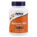 БЕТАИН HCL 648мг капсули 120 бр. НАУ ФУУДС | BETAINE HCL 648mg caps 120s NOW FOODS