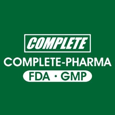 Всички продукти на Complete Pharma Co. Ltd. в АптекаБГ