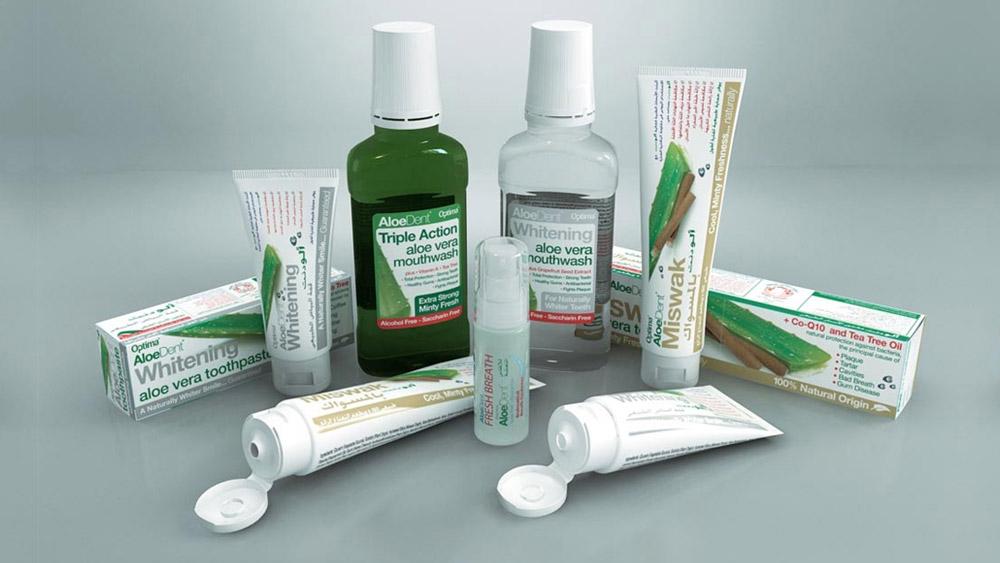 Всички продукти от серията Aloe Dent на Optima в АптекаБГ