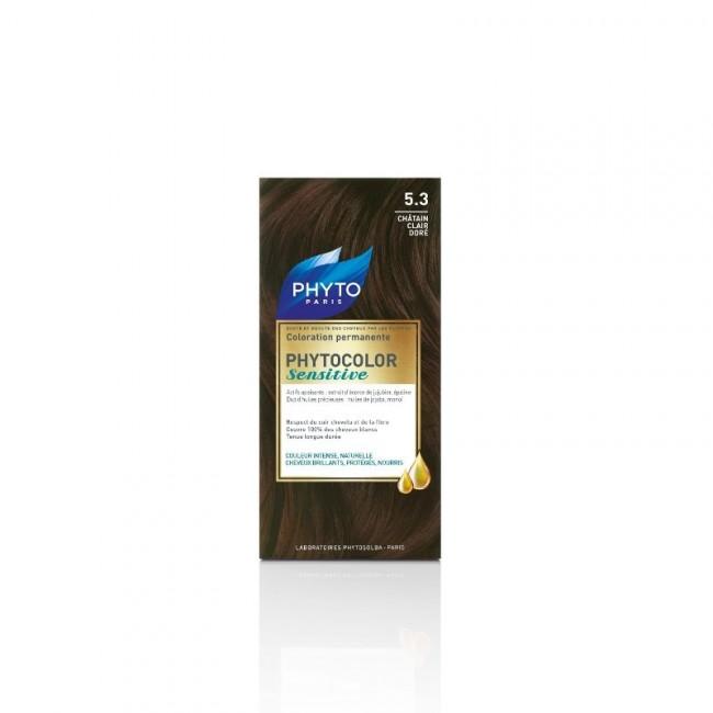 4D/5,3. Light golden chestnut - Светлозлатист кестен
