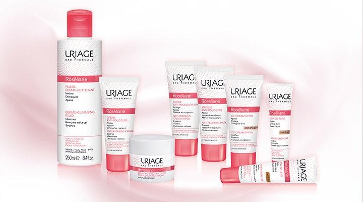 Всички продукти от серията ROSELIANE на URIAGE в АптекаБГ