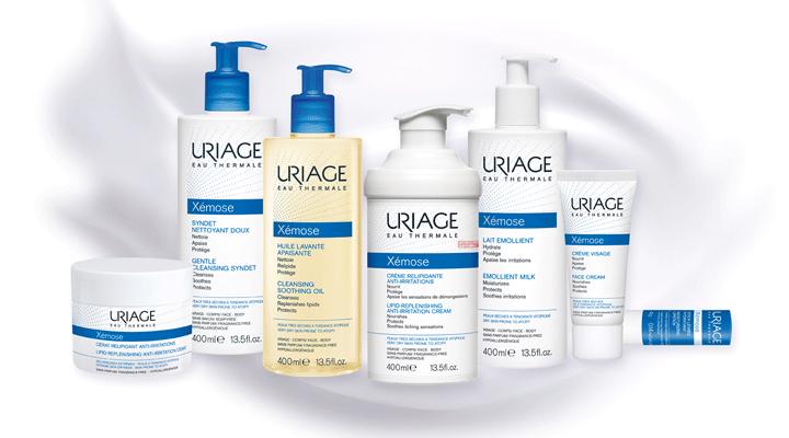 Всички продукти от серията XEMOSE на URIAGE в АптекаБГ